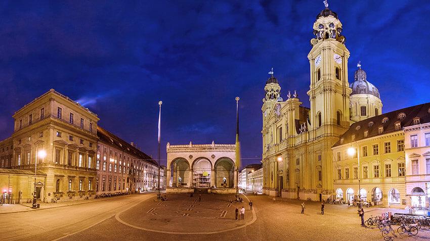 Odeonsplatz - Impressum